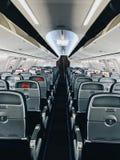 Πρώτα στο αεροπλάνο στοκ φωτογραφίες