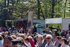 Πρώτα των festives 2017 Μαΐου Στοκ εικόνες με δικαίωμα ελεύθερης χρήσης