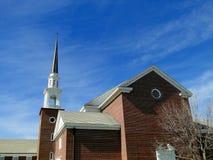 Πρώτη βαπτιστική εκκλησία - Boise, Αϊντάχο Στοκ Εικόνα