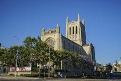 Πρώτη εκκλησιαστική εκκλησία του Λος Άντζελες Στοκ φωτογραφίες με δικαίωμα ελεύθερης χρήσης