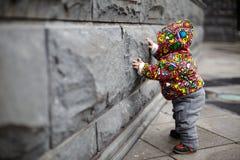 Πρώτο βήμα Στοκ εικόνες με δικαίωμα ελεύθερης χρήσης