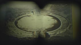 Πρώτο πείραμα του τρισδιάστατου προβολέα FDV φιλμ μικρού μήκους