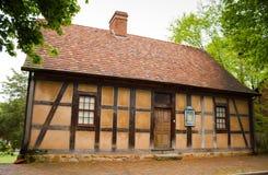 πρώτο σπίτι στοκ φωτογραφία με δικαίωμα ελεύθερης χρήσης