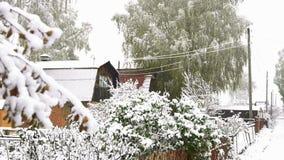 Πρώτο χιόνι τον Οκτώβριο φιλμ μικρού μήκους