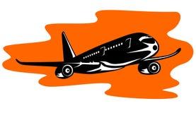 πτήση αεροπλάνων ελεύθερη απεικόνιση δικαιώματος