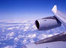 πτήση κρουαζιέρας Στοκ Εικόνες