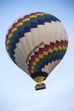 Πτήση μπαλονιών ζεστού αέρα σε Cappadocia, Τουρκία Στοκ εικόνες με δικαίωμα ελεύθερης χρήσης