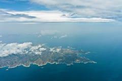 πτήση σύννεφων Στοκ εικόνες με δικαίωμα ελεύθερης χρήσης