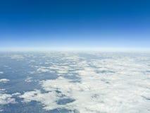 πτήση σύννεφων Στοκ Εικόνες