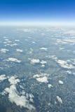 πτήση σύννεφων Στοκ Εικόνα