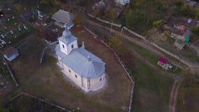 Πτήση της κάμερας πέρα από τη Ορθόδοξη Εκκλησία φιλμ μικρού μήκους