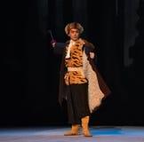 Πτητική â€œTaking τίγρη Montain οπερών κτυπώ-Πεκίνου αλόγων από Strategy† Στοκ εικόνες με δικαίωμα ελεύθερης χρήσης