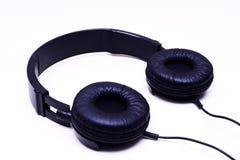 Πτυσσόμενα ακουστικά Στοκ εικόνα με δικαίωμα ελεύθερης χρήσης
