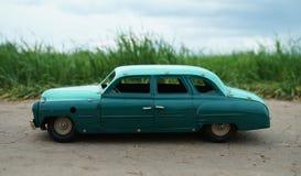 Πτυσσόμενο αυτοκίνητο παιχνιδιών Στοκ Εικόνες