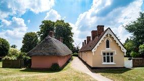 Πτωχοκομεία σε Thaxted, Αγγλία στοκ φωτογραφία με δικαίωμα ελεύθερης χρήσης