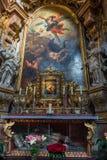 Πτώμα στην εκκλησία Βιέννη του ST Peter Στοκ φωτογραφία με δικαίωμα ελεύθερης χρήσης