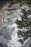 Πτώσεις αγγέλου - δύσκολο εθνικό πάρκο βουνών Στοκ φωτογραφίες με δικαίωμα ελεύθερης χρήσης
