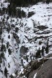 Πτώσεις αλογουρών σε Ouray Κολοράντο στοκ εικόνα με δικαίωμα ελεύθερης χρήσης