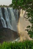 πτώσεις Βικτώρια Ζιμπάπου&e στοκ εικόνες με δικαίωμα ελεύθερης χρήσης