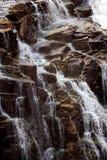 πτώσεις Βικτώρια Μια γενική άποψη με ένα ουράνιο τόξο Εθνικό πάρκο Εθνικό πάρκο mosi-OA-Tunya και περιοχή παγκόσμιων κληρονομιών  Στοκ φωτογραφία με δικαίωμα ελεύθερης χρήσης