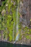 Πτώσεις νεράιδων στον ήχο Milford Στοκ φωτογραφία με δικαίωμα ελεύθερης χρήσης