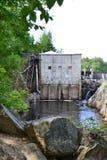 Πτώσεις ορυχείων Στοκ φωτογραφίες με δικαίωμα ελεύθερης χρήσης