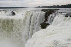Πτώσεις της Αργεντινής Iguazu Στοκ Εικόνες