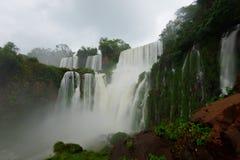 Πτώσεις της Αργεντινής Iguazu Στοκ εικόνα με δικαίωμα ελεύθερης χρήσης