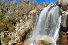 Πτώσεις του Γιβραλτάρ πλάγιας όψης - Αυστραλία (ΝΟΜΟΣ) Στοκ εικόνες με δικαίωμα ελεύθερης χρήσης