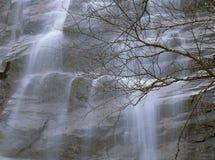 Πτώσεις Arethusa, άσπρο εθνικό δρυμός βουνών, Νιού Χάμσαιρ Στοκ εικόνα με δικαίωμα ελεύθερης χρήσης