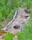Πτώσεις Eagle River, Eagle River, MI Στοκ Εικόνες