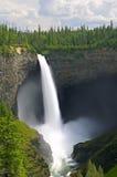 Πτώσεις Helmcken, γκρίζο εθνικό πάρκο φρεατίων Στοκ Εικόνα