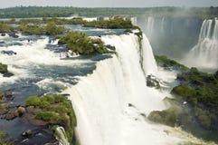 Πτώσεις Iguazu Στοκ φωτογραφία με δικαίωμα ελεύθερης χρήσης
