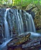 Πτώσεις Kilgore στο κρατικό πάρκο βράχων, Μέρυλαντ Στοκ φωτογραφίες με δικαίωμα ελεύθερης χρήσης