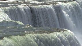 Πτώσεις Niagara από τη Νέα Υόρκη σημείου προοπτικής φιλμ μικρού μήκους