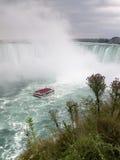 Πτώσεις Niagara, Οντάριο, Καναδάς στοκ εικόνα με δικαίωμα ελεύθερης χρήσης