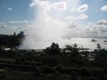 Πτώσεις Niagara Στοκ Εικόνες