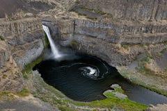 Πτώσεις Palouse, κρατικό πάρκο πτώσεων Palouse στοκ εικόνα με δικαίωμα ελεύθερης χρήσης