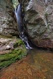 Πτώση απότομων βράχων κορακιών Στοκ Εικόνες