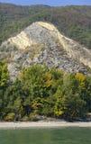 Πτώση βράχου στην κοιλάδα Δούναβη στοκ φωτογραφία με δικαίωμα ελεύθερης χρήσης