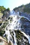 Πτώση νερού Balea Στοκ εικόνες με δικαίωμα ελεύθερης χρήσης