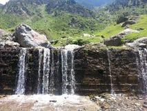 Πτώση νερού Naran στοκ εικόνα με δικαίωμα ελεύθερης χρήσης