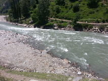 Πτώση νερού Naran στοκ φωτογραφία με δικαίωμα ελεύθερης χρήσης