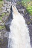 Πτώση των φουαγιέ κοντά στη λίμνη ness Σκωτία Στοκ φωτογραφία με δικαίωμα ελεύθερης χρήσης