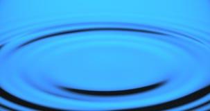 Πτώση 4k πτώσης νερού απόθεμα βίντεο