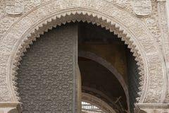 Πυίδα είσοδος EL Perdon, καθεδρικός ναός της Σεβίλης, Ισπανία Στοκ εικόνα με δικαίωμα ελεύθερης χρήσης