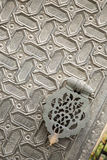 Πυίδα είσοδος EL Perdon, καθεδρικός ναός της Σεβίλης, Ισπανία Στοκ Φωτογραφίες