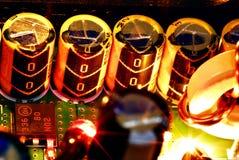 πυκνωτές Στοκ φωτογραφία με δικαίωμα ελεύθερης χρήσης