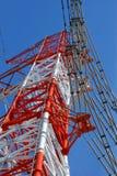 πυλώνας ηλεκτρικής ενέργ Στοκ φωτογραφία με δικαίωμα ελεύθερης χρήσης