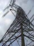 πυλώνας ισχύος Στοκ φωτογραφία με δικαίωμα ελεύθερης χρήσης